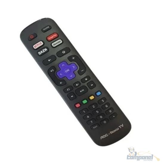 Controle Remoto para Smartv AOC Roku tv SKY9091